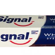 خمیر دندان سیگنال سفید مال لاین
